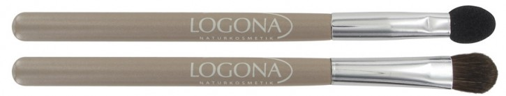 LOGONA Naturkosmetik, Eye Applicator Set