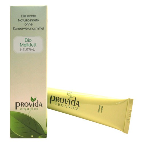 PROVIDA organics, Bio Melkfett Neutral - 50 ml