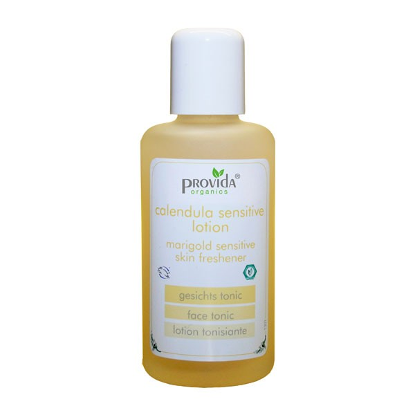 PROVIDA organics, Calendula Sensitive Lotion - 100 ml
