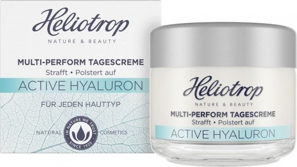 Heliotrop, ACTIVE Hyaluron Multi-Perform-Tagescreme - 50 ml