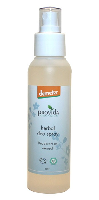 PROVIDA organics, Herbal Deospray - 100 ml