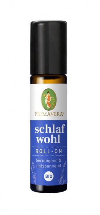 Primavera, Schlafwohl Roll - On bio - 30 ml