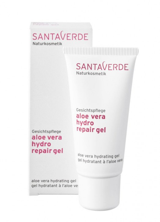 SANTAVERDE Naturkosmetik, Hydro Repair Gel - 30 ml