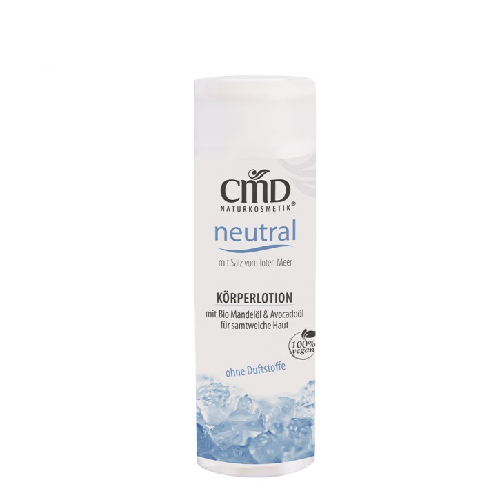 CMD Neutral Körperlotion (sensible Haut) - 200 ml