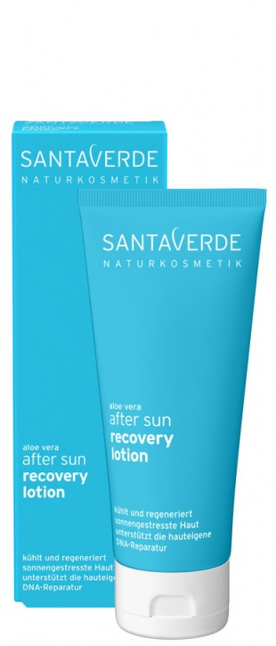 Santaverde Naturkosmetik, After Sun Recovery Lotion - 100 ml