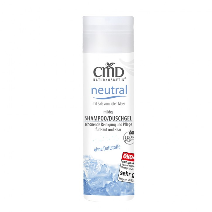 CMD Neutral Shampoo/Duschgel - 200 ml