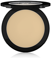 Lavera Naturkosmetik, 2-IN-1 COMPACT FOUNDATION - Honey 03 - 10 g