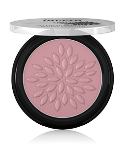 Lavera Naturkosmetik, SO FRESH MINERAL ROUGE POWDER - Plum Blossom 02 - 4,5 g