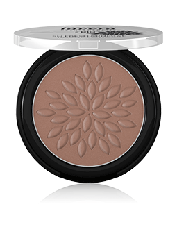 Lavera Naturkosmetik, SO FRESH MINERAL ROUGE POWDER - Cashmere Brown 03 - 4,5 g