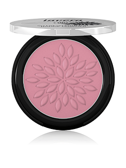 Lavera Naturkosmetik, SO FRESH MINERAL ROUGE POWDER - Pink Harmony 04 - 4,5 g
