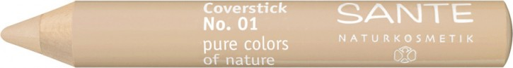 SANTE Naturkosmetik, Coverstick light No. 01 - 2 g