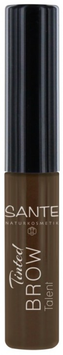 SANTE Naturkosmetik, Tinted Brow Talent 02 brownies - 3,5 ml