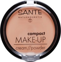 SANTE Naturkosmetik, Compact Make up 01 vanilla - 9 g