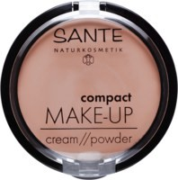 SANTE Naturkosmetik, Compact Make up 02 beige - 9 g