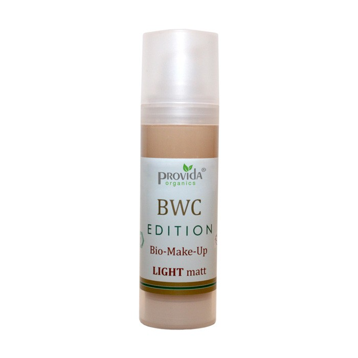 PROVIDA organics, Bio Liquid Make Up LIGHT - 30 ml