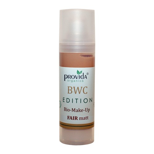 PROVIDA organics, Bio Liquid Make Up FAIR - 30 ml