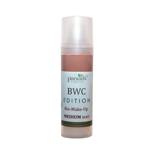 PROVIDA organics, Bio Liquid Make Up MEDIUM - 30 ml