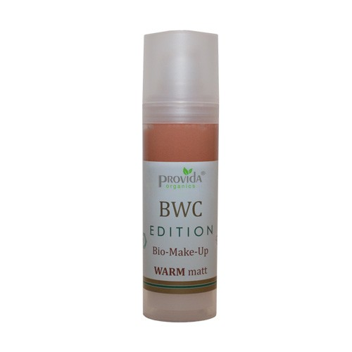 PROVIDA organics, Bio Liquid Make Up WARM - 30 ml