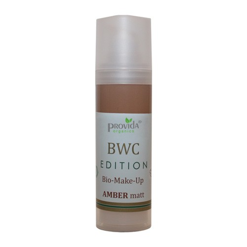 PROVIDA organics, Bio Liquid Make Up AMBER - 30 ml
