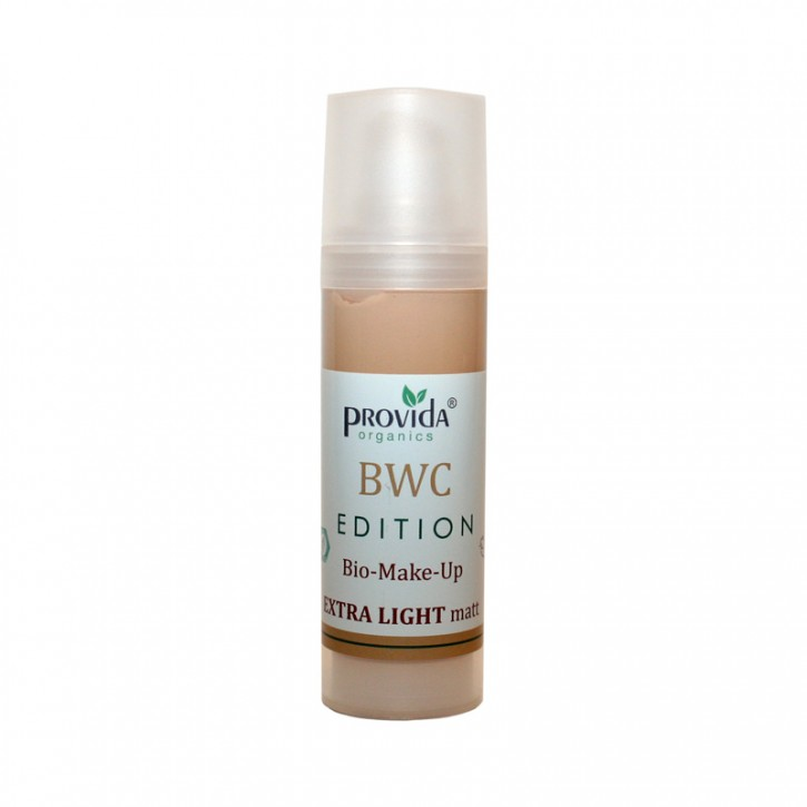PROVIDA organics, Bio Liquid Make Up EXTRA LIGHT - 30 ml