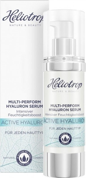 Heliotrop, ACTIVE Hyaluron Multi-Perform Hyaluron Serum - 30 ml