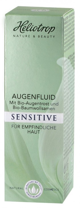 Heliotrop, SENSITIVE Augenfluid - 20 ml