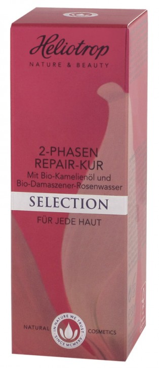 Heliotrop, SELECTION 2-Phasen Repair Kur - 30 ml