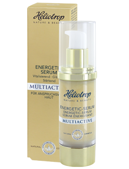 Heliotrop, MULTIACTIVE Energetic-Serum - 30 ml
