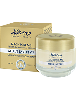 Heliotrop, MULTIACTIVE Nachtcreme - 50 ml