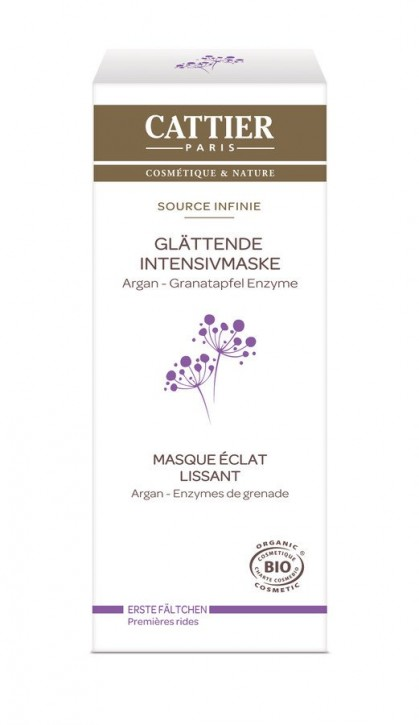CATTIER Paris, Glättende Intensivmaske - 50 ml