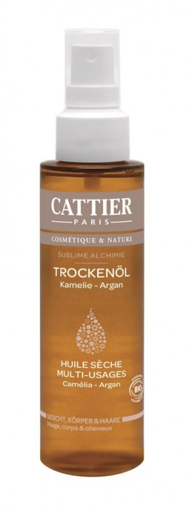 CATTIER Paris, Trockenöl - 100 ml