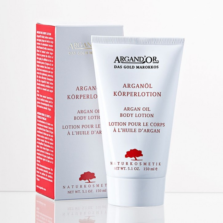 ArganD'Or Arganöl Körperlotion - 150ml