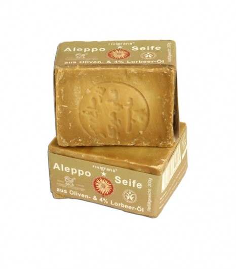 Finigrana, Alepposeife 4% Lorbeeröl - 180 g