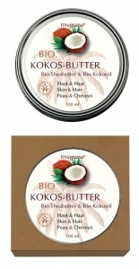 Finigrana, Bio Kokosbutter-Soft - 100 ml