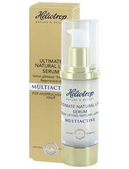 Heliotrop, MULTIACTIVE Ultimate Natural Lift Serum - 30 ml