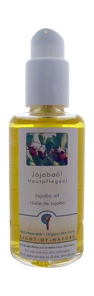 Light-of-Nature, Spagyrisches Jojobaöl - 100 ml
