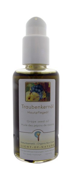 Light-of-Nature, Spagyrisches Traubenkernöl - 100 ml