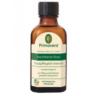 Primavera, Aroma Health Care Nachtkerze Rose Hautpflegeöl intensiv - 50 ml