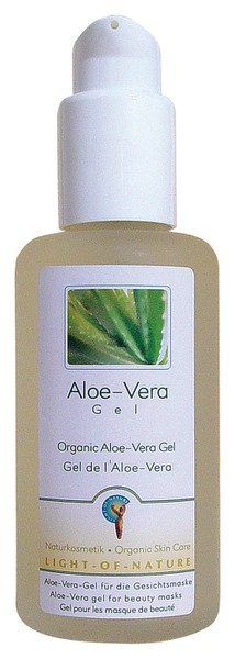 Light-of-Nature, Aloe Vera Gel - 100 ml