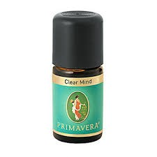 Primavera, Duftmischung ,,Clear Mind'' - 5 ml