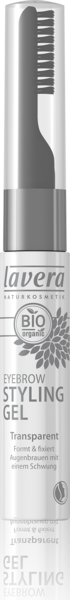 Lavera Naturkosmetik, EYEBROW STYLING GEL - Transparent - 9 ml