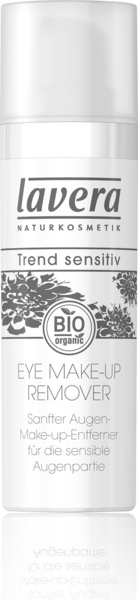 Lavera Naturkosmetik, EYE MAKE-UP REMOVER - 30 ml
