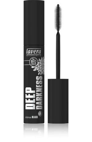 Lavera Naturkosmetik, DEEP DARKNESS MASCARA - Intense Black - 13 ml