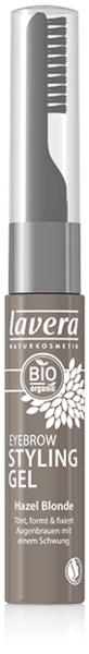 Lavera Naturkosmetik, EYEBROW STYLING GEL - Hazel Blonde - 9 ml