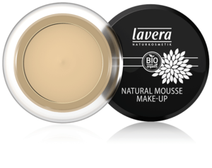 Lavera Naturkosmetik, NATURAL MOUSSE MAKE-UP - Honey 03 - 15 g