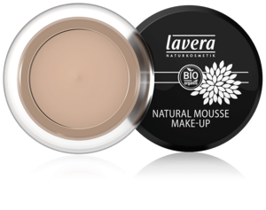 Lavera Naturkosmetik, NATURAL MOUSSE MAKE-UP - Almond 05 - 15 g