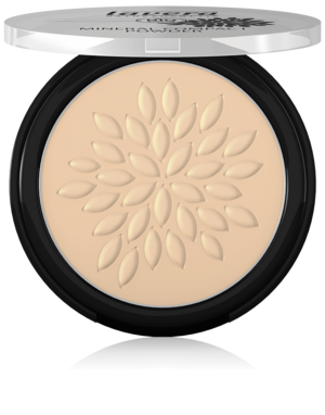 Lavera Naturkosmetik, MINERAL COMPACT POWDER - Honey 03 - 7 g