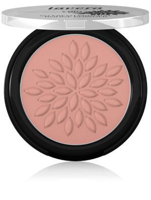 Lavera Naturkosmetik, SO FRESH MINERAL ROUGE POWDER - Charming Rose 01 - 4,5 g