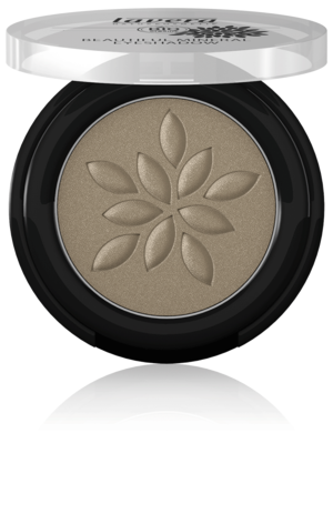 Lavera Naturkosmetik, BEAUTIFUL MINERAL EYESHADOW Mono - Shiny Taupe 04 - 2 g