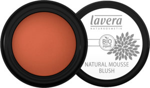 Lavera Naturkosmetik, NATURAL MOUSSE BLUSH - Soft Cherry 02 - 4 g